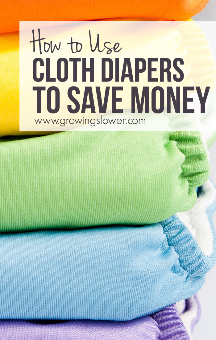 How to Use Cloth Diapers to Save Money: What to buy, How to Wash, and How to Really Save Money. This is the cloth diapering system I used to save $3700 while diapering my 2 babies.