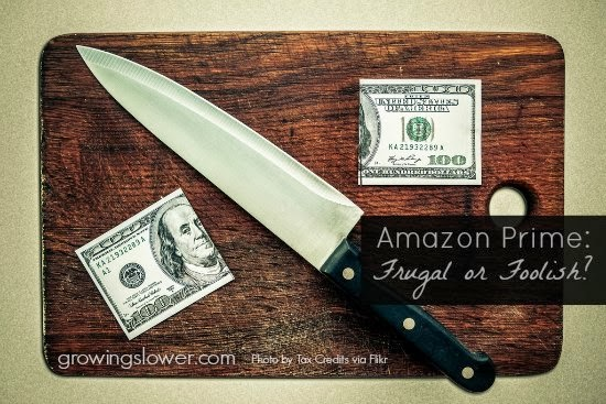 Amazon Prime: Frugal or Foolish?
