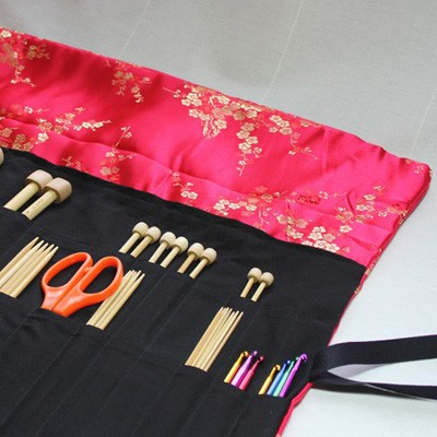 Knitting Needle Case Cover image