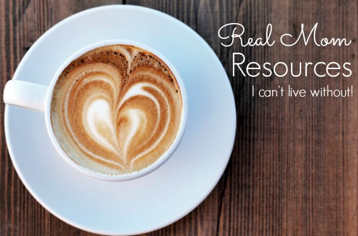 Announcing the Real Mom Resource Guide