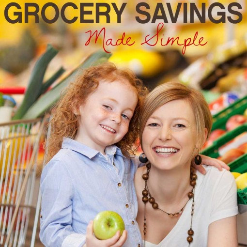 Grocery Savings Course Cover
