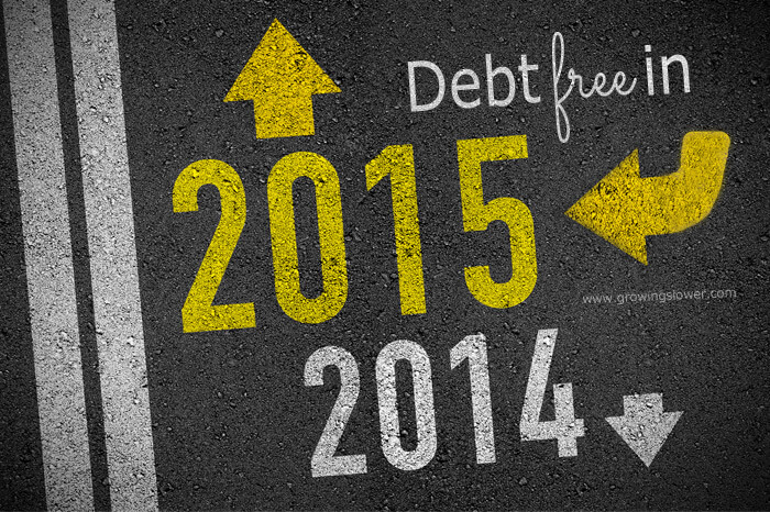Debt Free in 2015