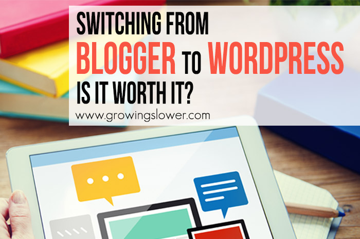 Is it worth it to switch to WordPress?