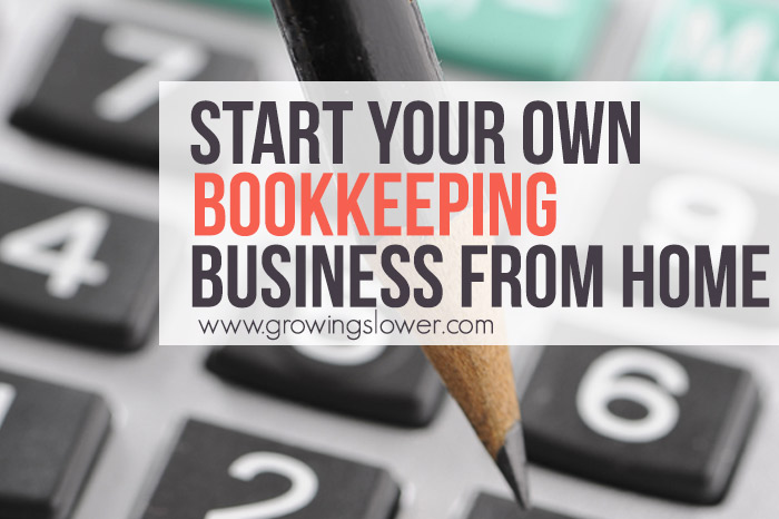 Start a Bookkeeping Business from Home with No Experience