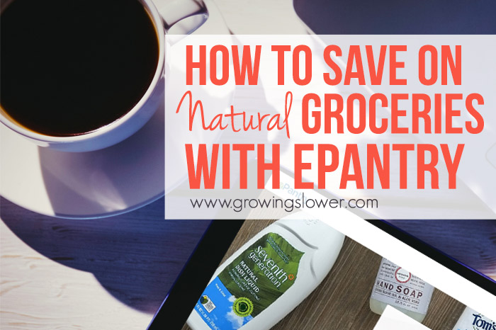 How to Save Money with ePantry