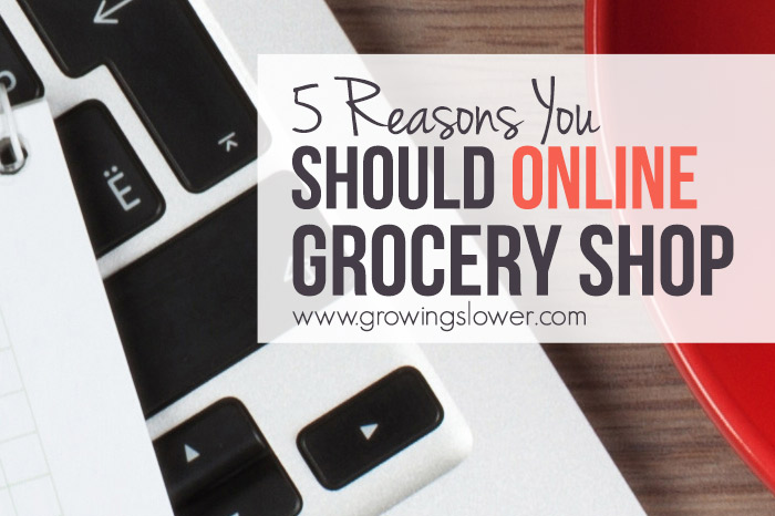 Why You Should Be Online Grocery Shopping
