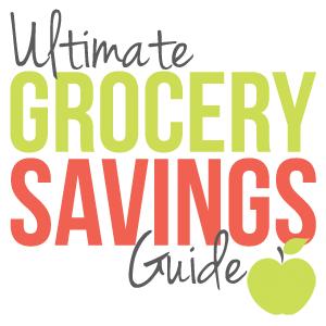ultimate grocery savings guide logo