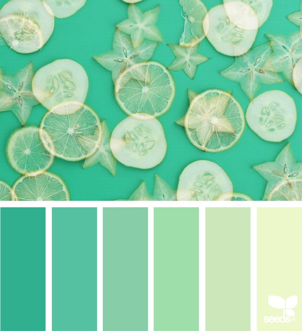 To choose colors for your blog, consider the color meanings to inspire you. What about these fresh and energetic colors for your health and fitness blog?